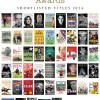 Steven Gerrard, Michael Owen and Me shortlisted for The British Sports Book Awards 2014!